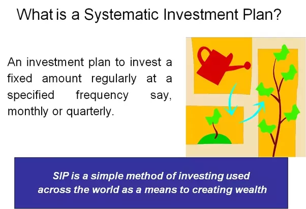 What is sip systematic investment plan quora a sip is a planned approach towards investments and helps you inculcate the habit of saving and building wealth for the future solutioingenieria Images