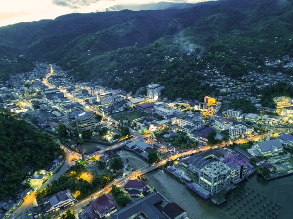 Seberapa Indah Kota Jayapura Quora