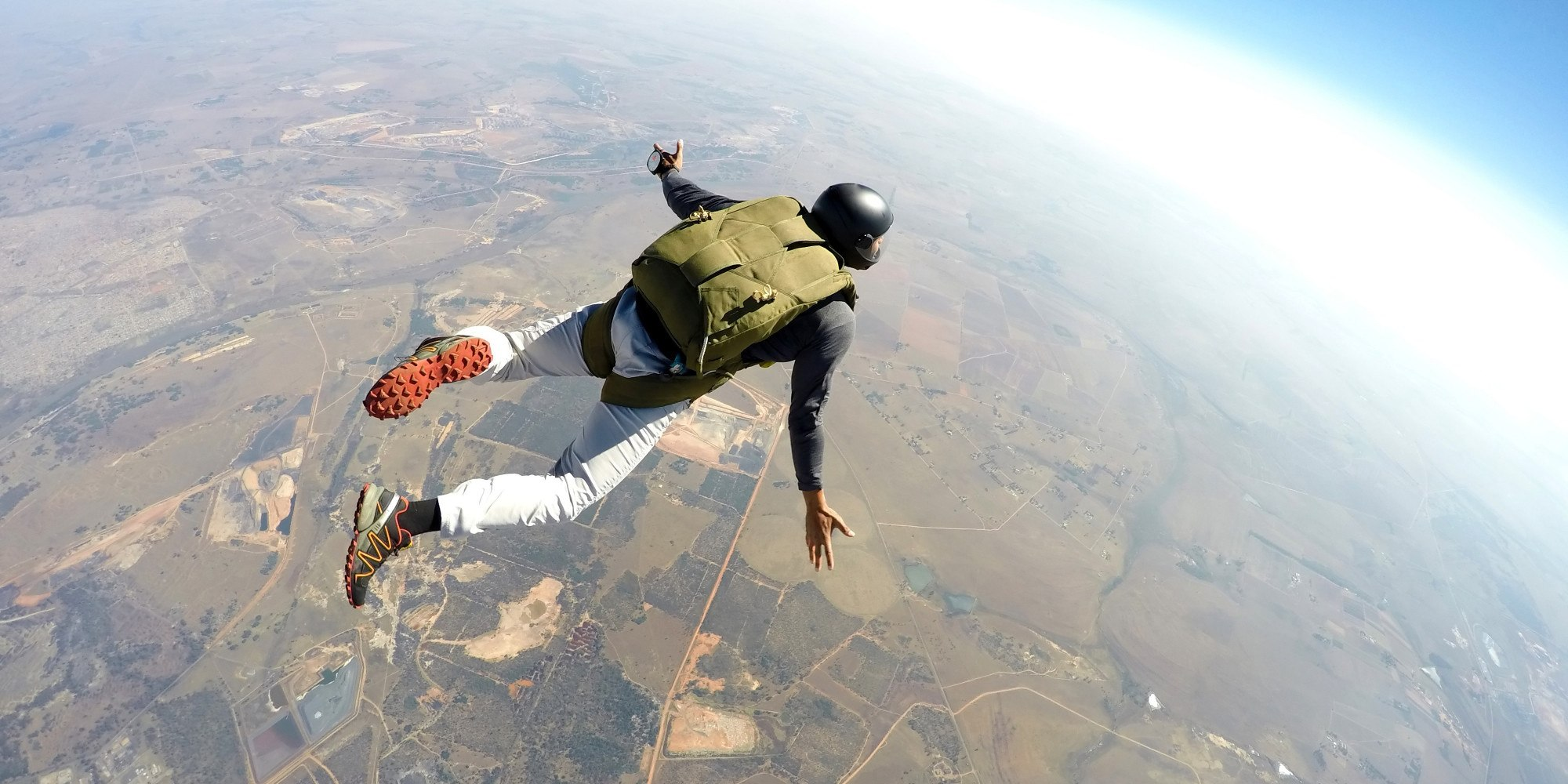 Where are the skydiving places in India? - Quora