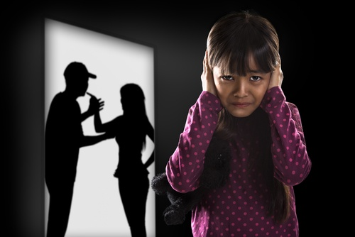 Image result for domestic violence children