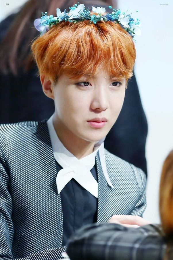 How to recognize Suga and J-Hope's face - Quora