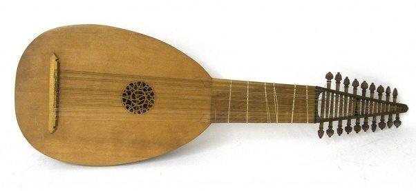 Arabic guitar
