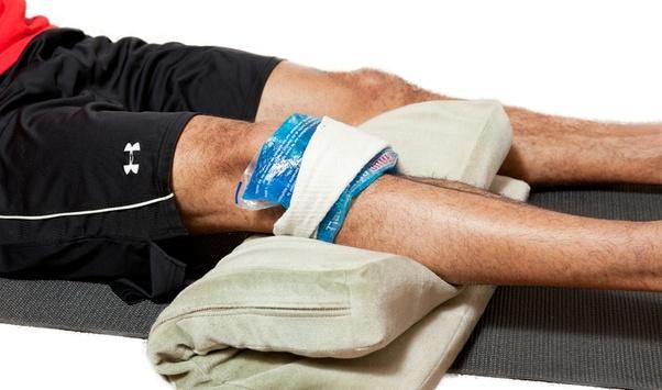 dolor de rodillas y piernas en reposo