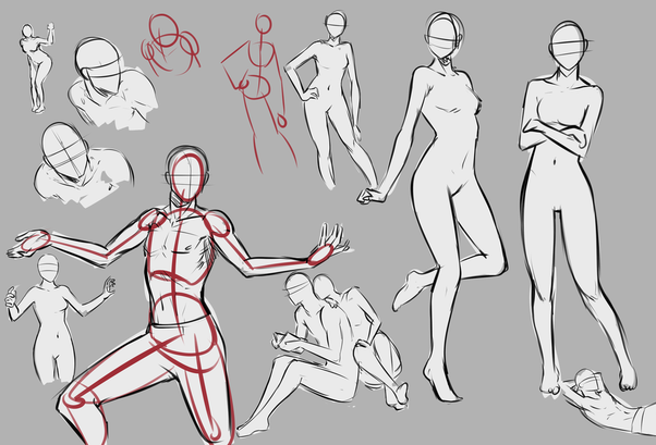 Will I get better at drawing if I copy a whole anatomy book? - Quora