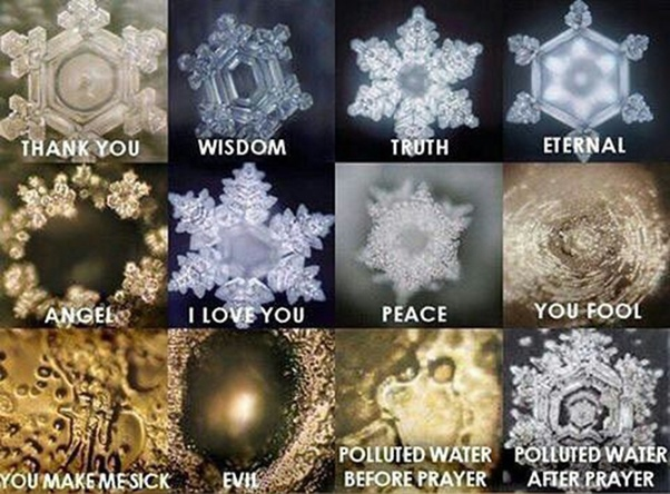 What do you think about Masaru Emoto (water memory)? - Quora