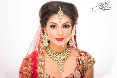 Mehndi Makeup Bridal : What is the best wedding makeup quora