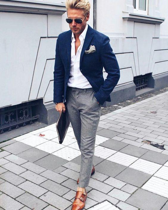 What is the ideal combination of trouser and shirt that I ...