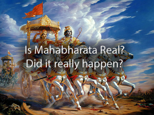 Is Mahabharata real or not? - Quora