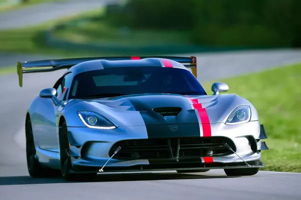 And Finally The Dodge Viper ACR ($140K):