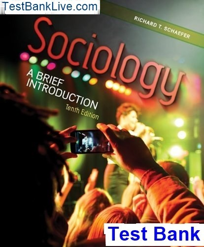 Sociology A Down To Earth Approach 10th Edition Pdf