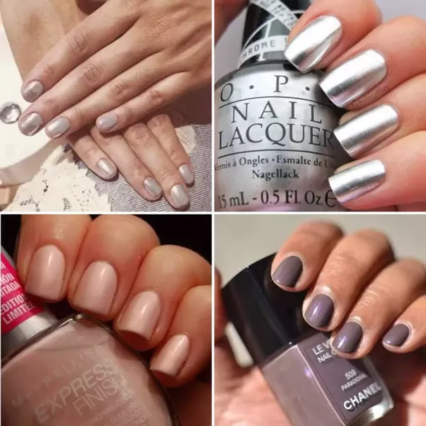 Colors Like Gun Metal Gold Or Silver Grey Dark Brown Baby Pink Get Manicure Twice A Month Without Fail And Always Use Hand Cream