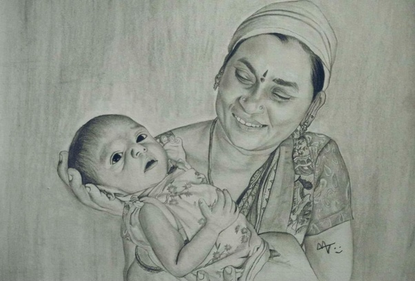 What Are Your Best Pencil Arts Of People Quora