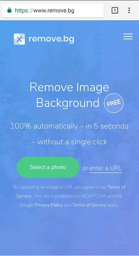 Which is best photo background editor app? - Quora