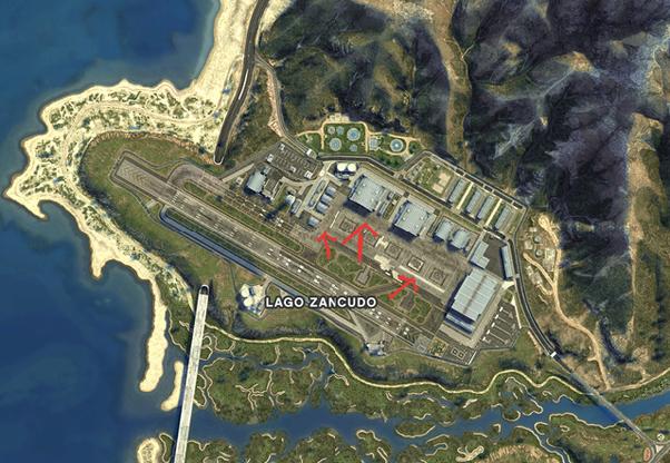 Where Is The Fighter Jet In Gta V Quora