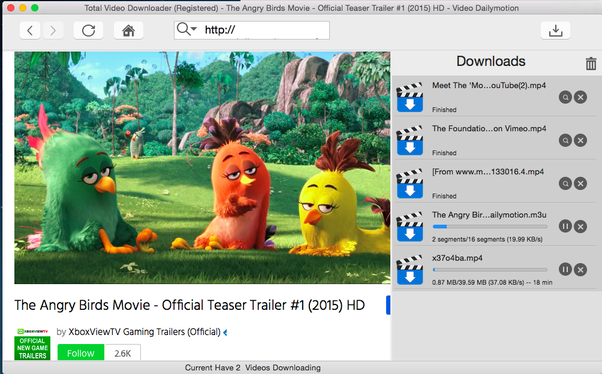 download youtube video mac os