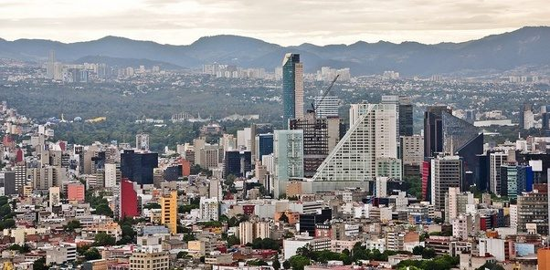 The Capital Of Mexico Is A Beautiful Place With Lot History