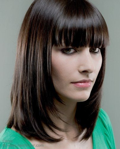 What are the different types of hair cuts for girls for medium ...