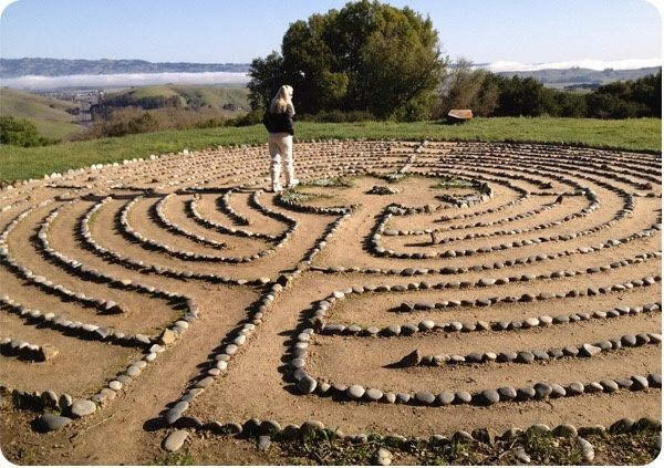 What Is The Symbolism Of A Labyrinth Quora