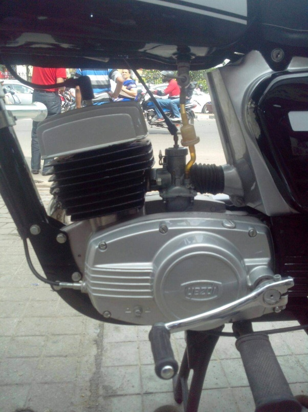 When was Yezdi 175 launched and are the spares available? - Quora