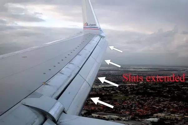 Flaps slats and slots
