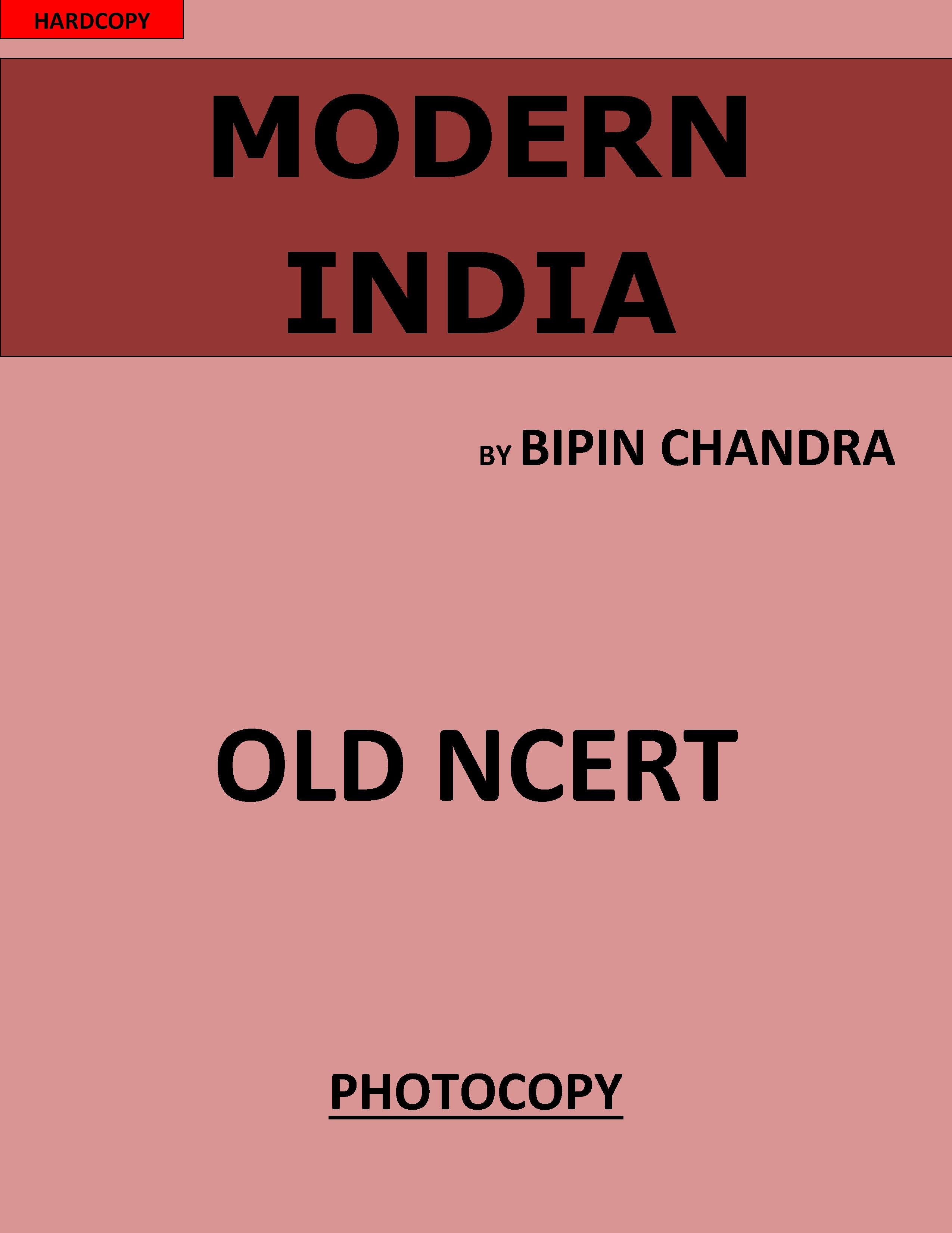 History pdf ncert old books