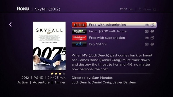 How to search for a movie on my Roku across all apps - Quora