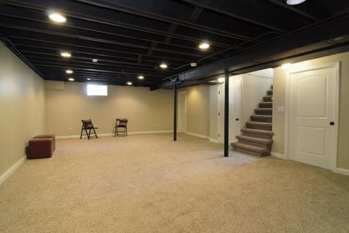 Why Should I Paint My Basement Ceiling Black Quora