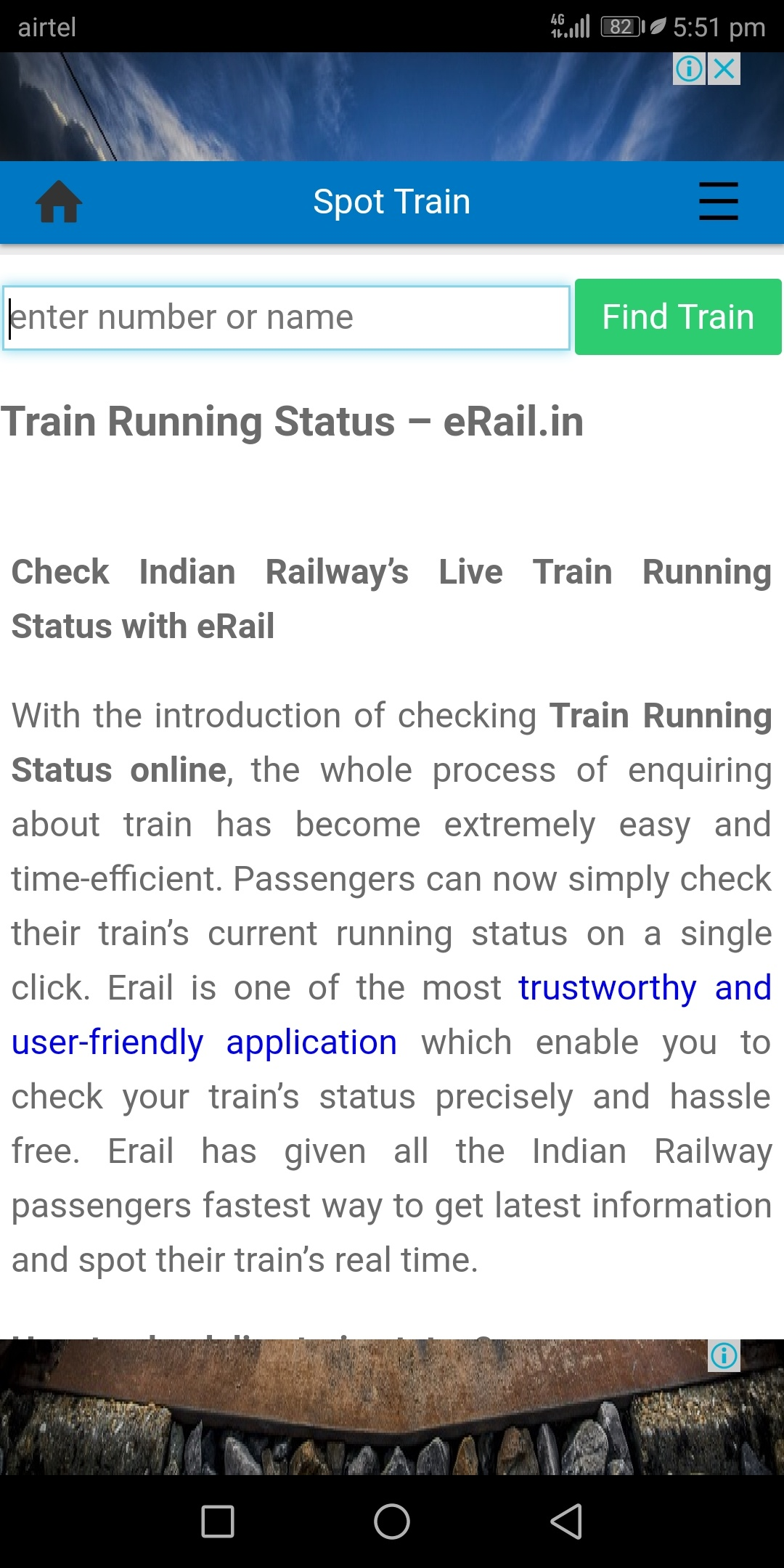 ntes train time live status