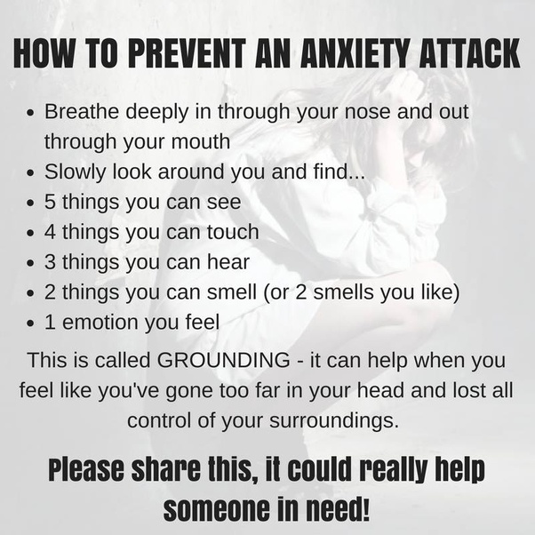 How to tell if someone has anxiety