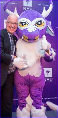 What is the mascot of NYU? - Quora