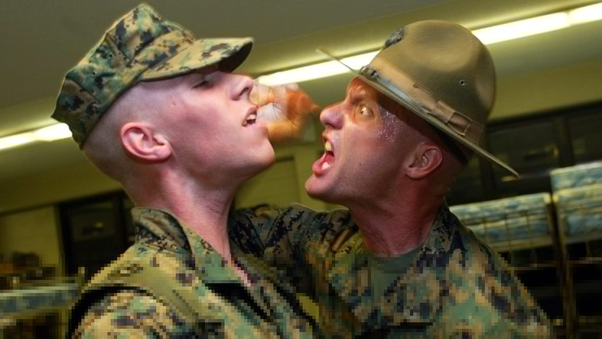 what type of hazing should i expect in the marine corps