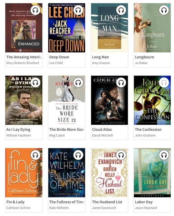 What are some good websites to download free audio books