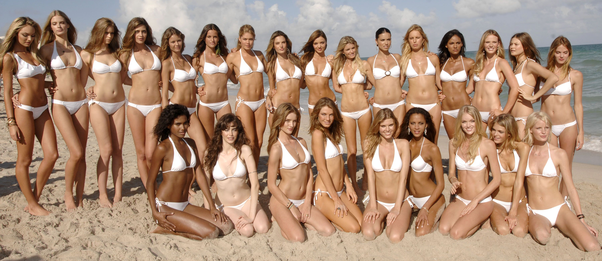 Nudist pageants