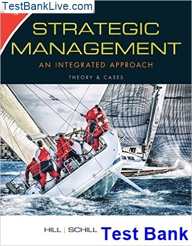 Strategic Management Concepts And Cases Rothaermel Pdf