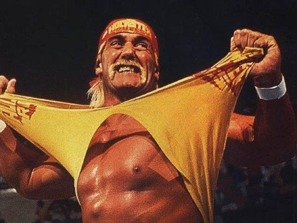Hulk Hogan Slogan