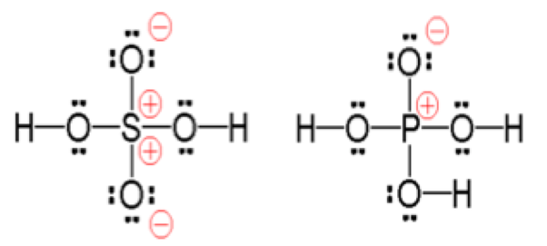 Lewis Structure For H2so4
