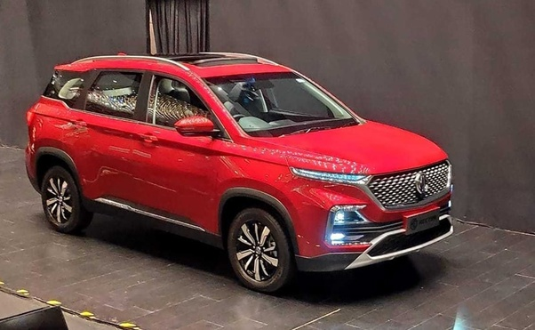 Mg Hector Or Tata Harrier Which One Is Better Quora