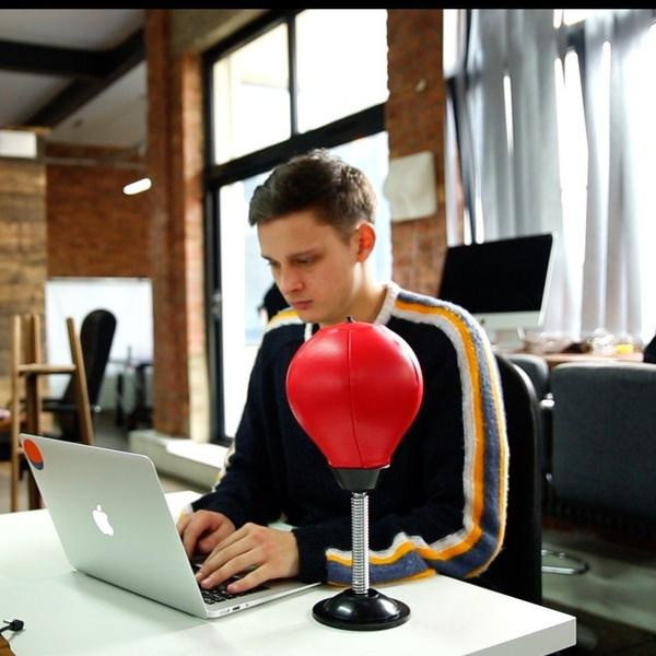What Are The Best Desktop Punching Bags