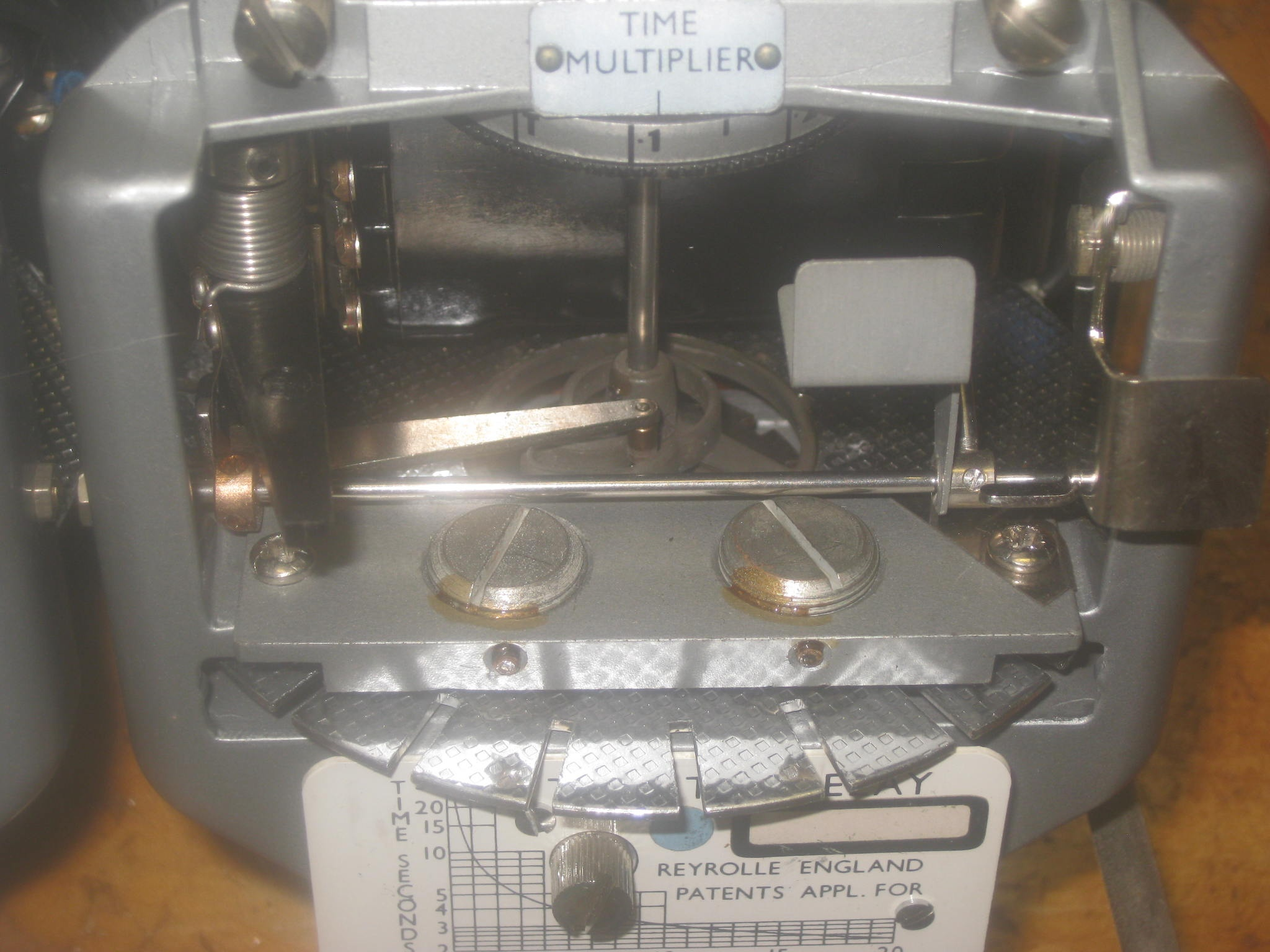 What Is The Comparison Between An Electromechanical Relay And A Back Current Three Pictures Attached From Electro Mechanical Reyrolle Substation Switching Contacts Can Be Seen At Left Hand Side Of Shaft