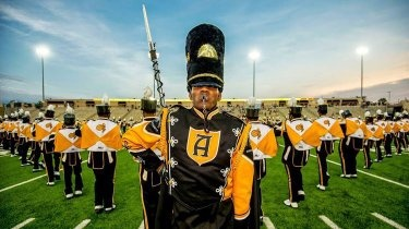 Why do most high school and college bands wear such ugly