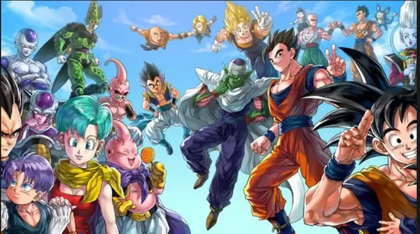 2 Dragon Ball Z Doragon Boru Zetto The Most Popular Part Of Series Is Here They All Grew Up