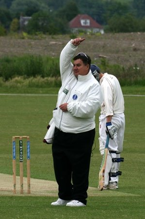 What is the history of signs used by umpires in cricket ...