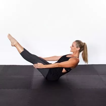 can you develop abs with yoga  quora