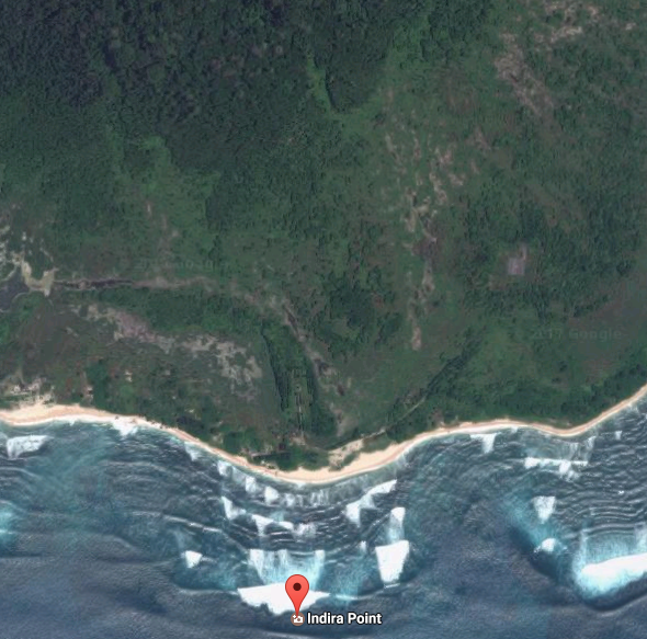 Which Is The Southernmost Tip Of India After The Tsunami