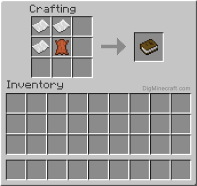 How To Make Paper Books And Book Shelves In Minecraft Quora