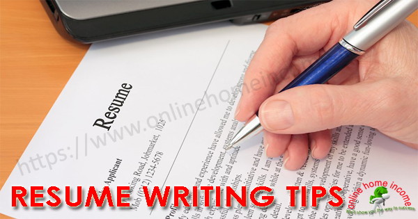 what are some dos and donts of resume writing