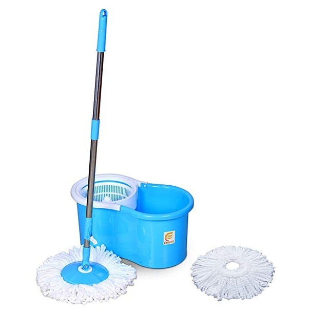 It is made from an extremely absorbent material to effectively clean the floor.