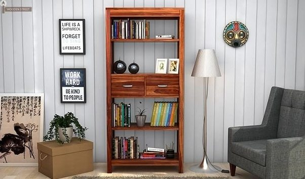 give your living room a classic look with beautifully crafted wooden bookshelf choose from a wide range of modern bookshelf online for your living room - Wood Bookshelves