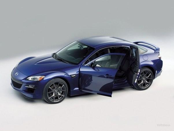 Photo Of Mazda RX 8, Circa 2005(?)