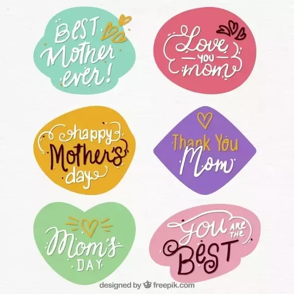 Is mothers days just a way to sell greeting cards quora freepik and flaticons beautiful mothers day themed freebie pack m4hsunfo
